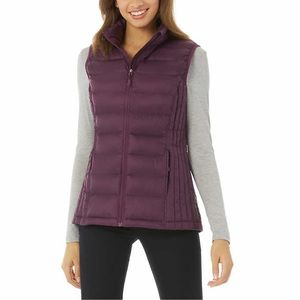 32 Degrees Heat Stand Up Collar Vest
